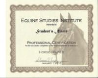 Horse Courses Online